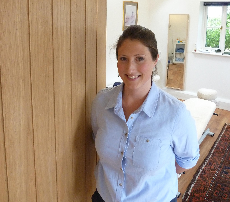 Chiropractor Harrogate Claire Towne
